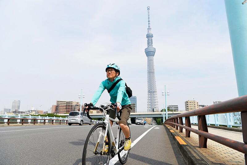 近く の サイクリング コース