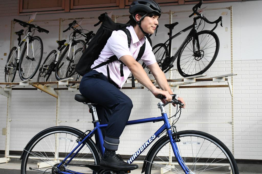 スポーツバイクで始める自転車通勤<5>自転車通勤にあると便利なもの ...